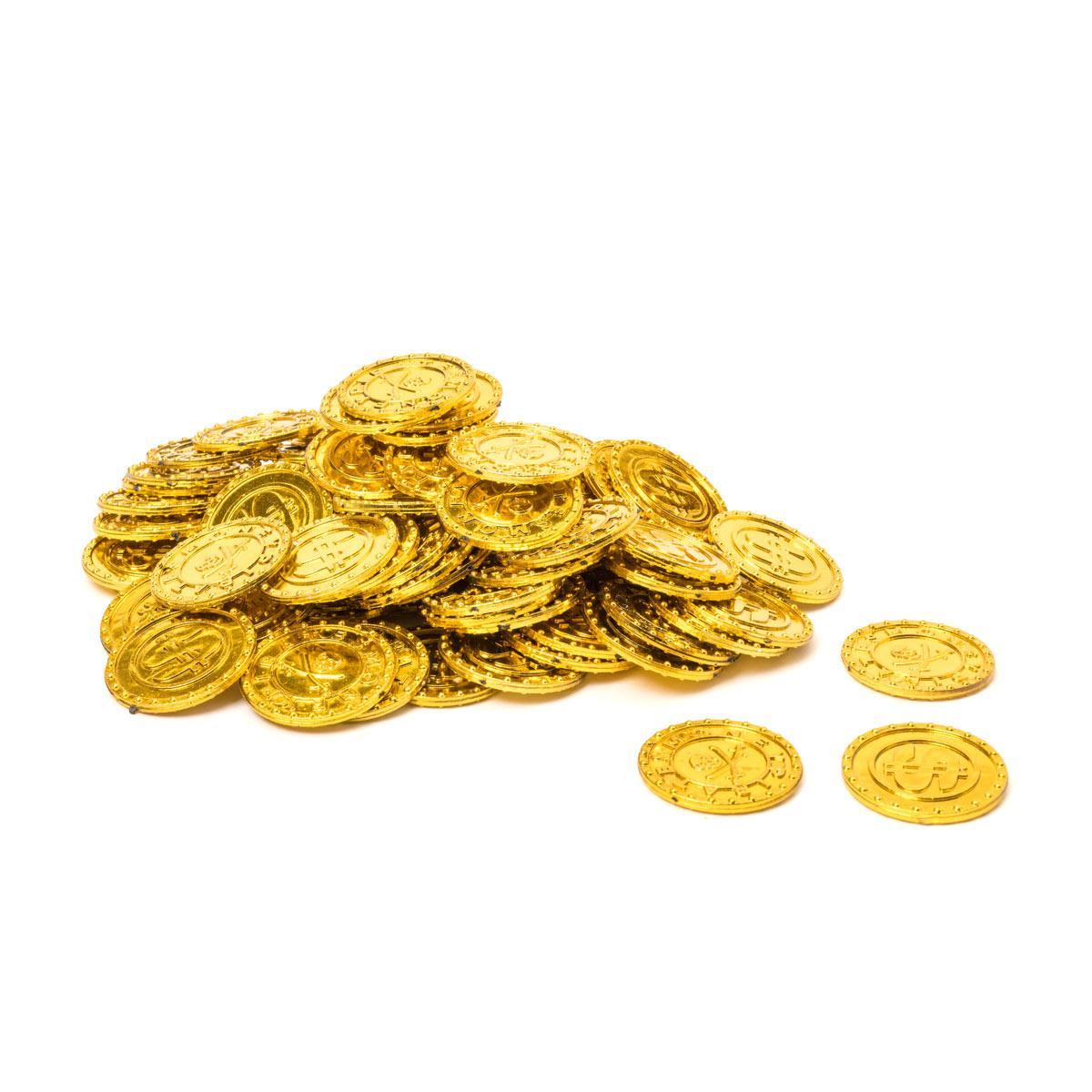 Trésor 100 pièces d'or