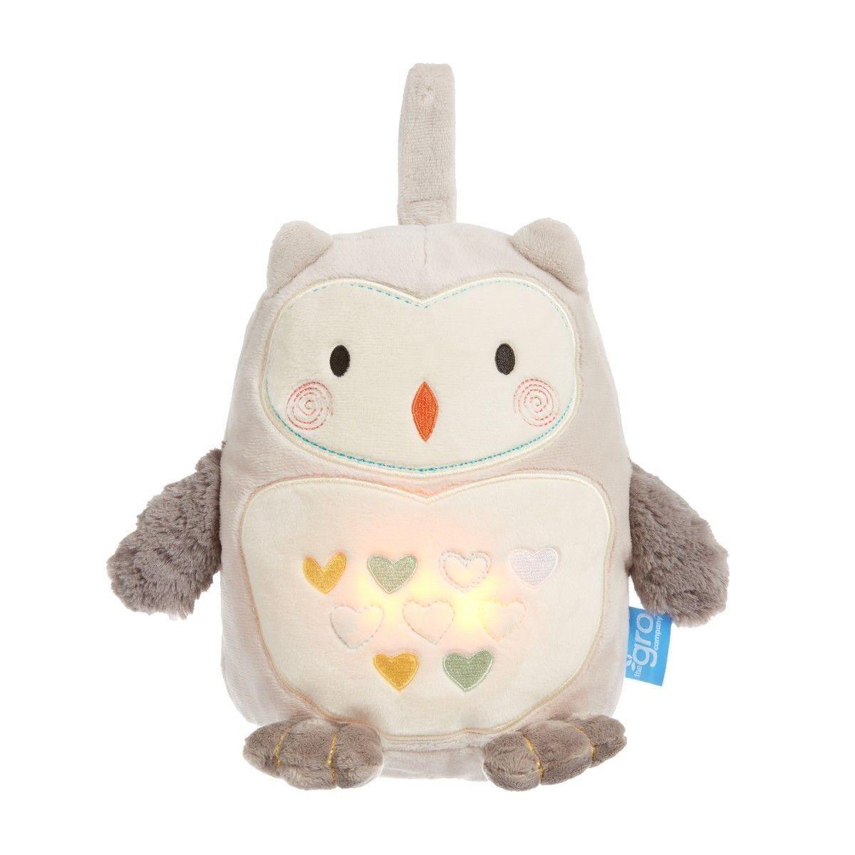 Peluche aide au sommeil Ollie the Owl