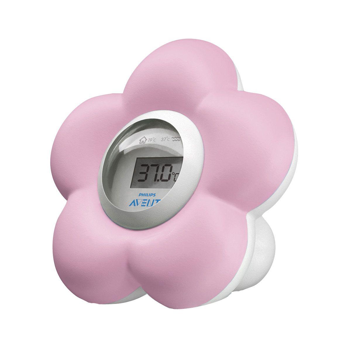Thermomètre bain et chambre
