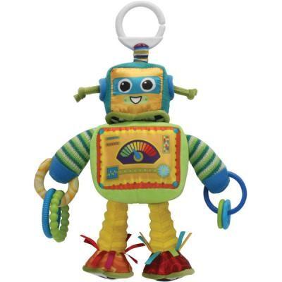 Rusty le robot