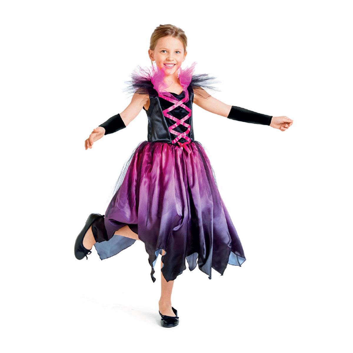 Déguisement sorcière ballerine