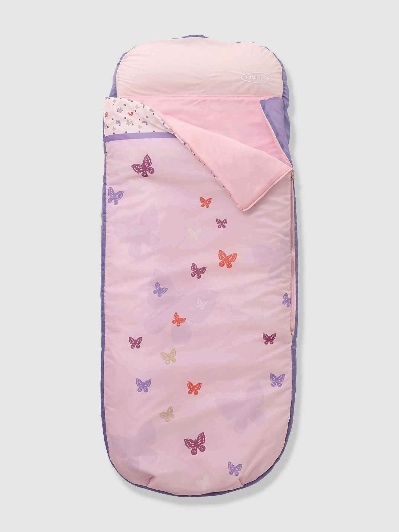 Sac de couchage avec matelas intégré