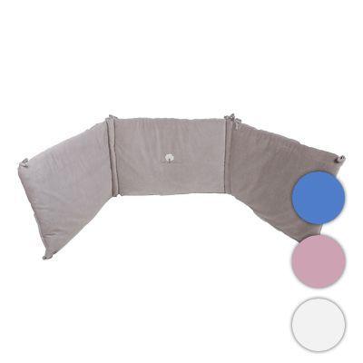 Tour de lit coton bio
