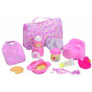 Ensemble accessoires La Nursery Mon Premier COROLLE