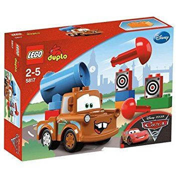 Duplo Cars - Agent Martin