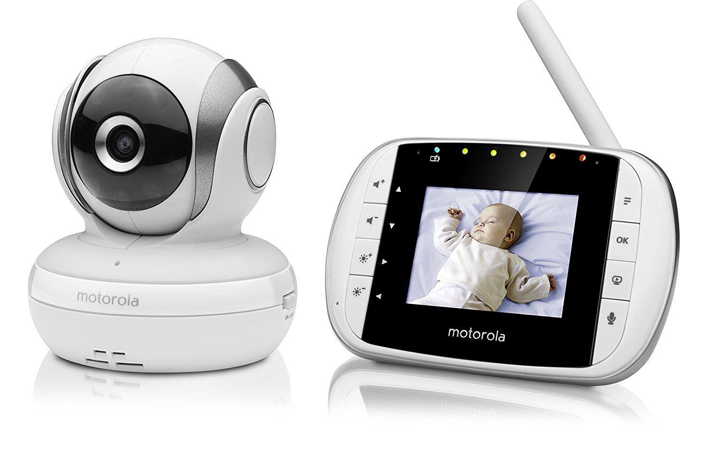 Babyphone vidéo MBP33S