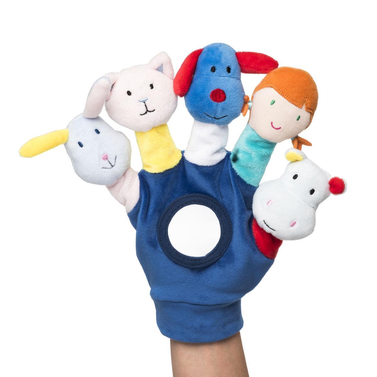 Gant marionnettes