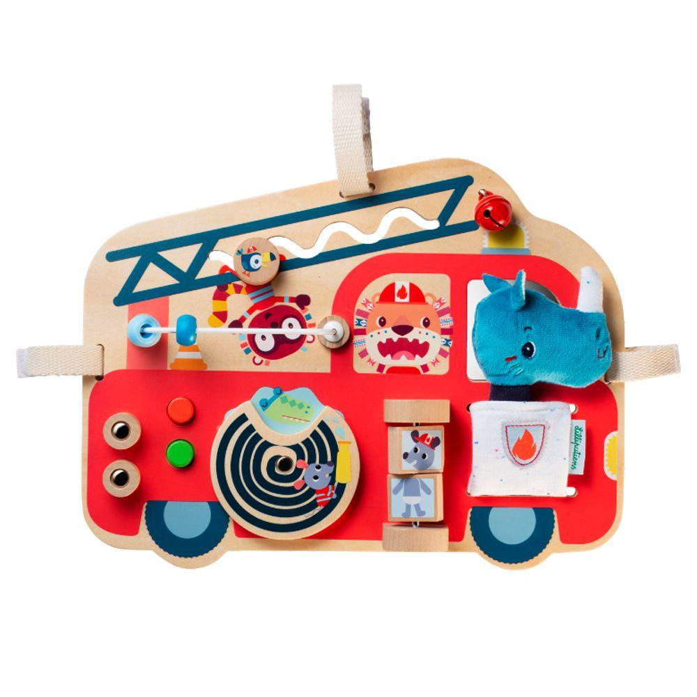 Camion de pompier Panneau d'activités