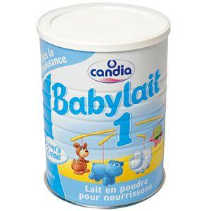 Babylait 1er âge 900g CANDIA