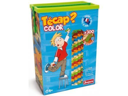 Jeu de Construction Tecap Color