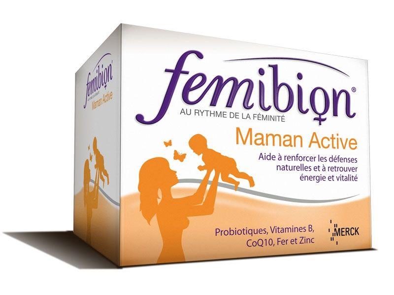 Femibion Maman Active