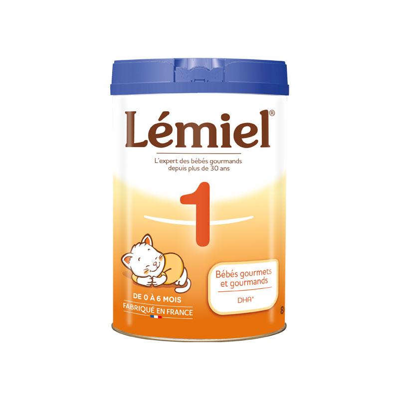 Lait Milumel lémiel 1er âge 900 g LACTEL