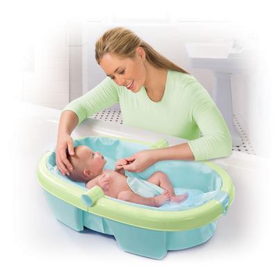 Baignoire bébé pliable