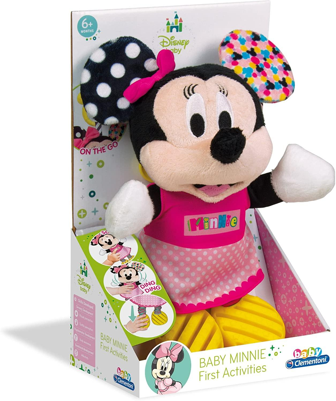 Peluche d'activités Baby Minnie