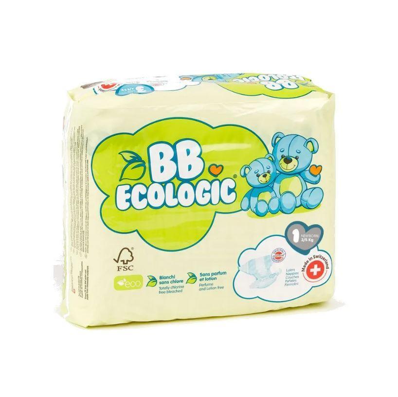 Couches écologiques bébé