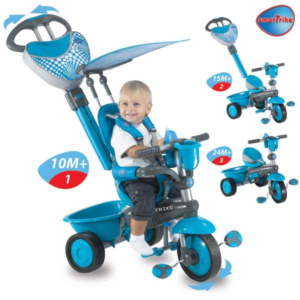 Tricycle Smart Trike