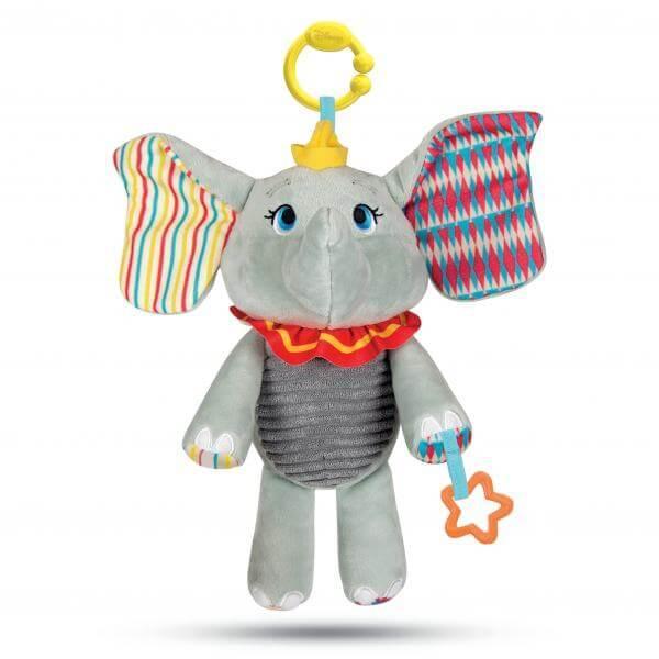 Dumbo - Peluche Premières activités