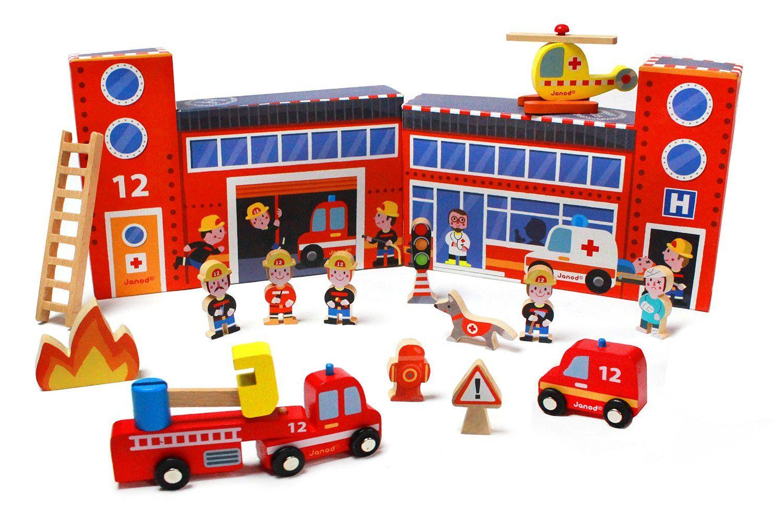Story Box Pompiers