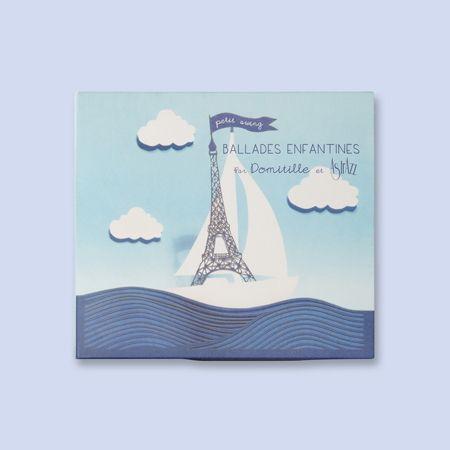 CD Ballades enfantines Les Essentiels