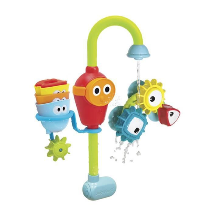La douche multi-activités