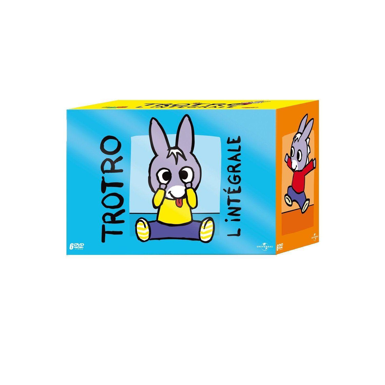 Trotro - Intégrale 6 DVD L'ANE TROTRO