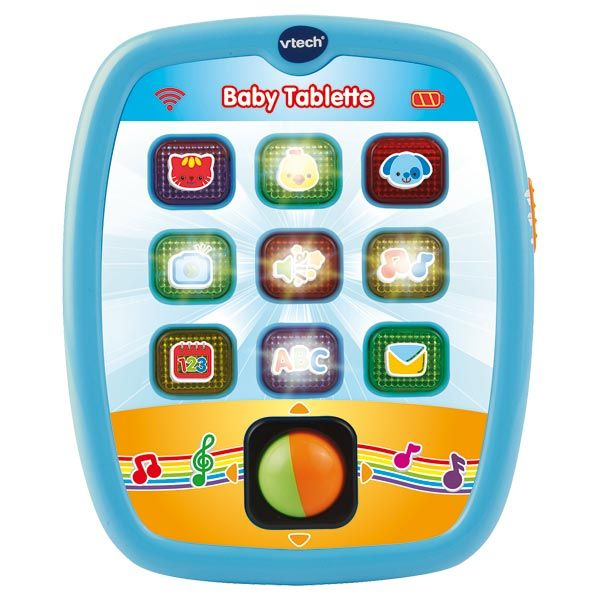Baby tablette bilingue VTECH