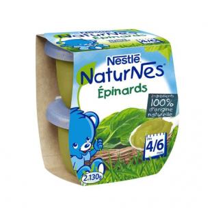 Naturnes - Épinards
