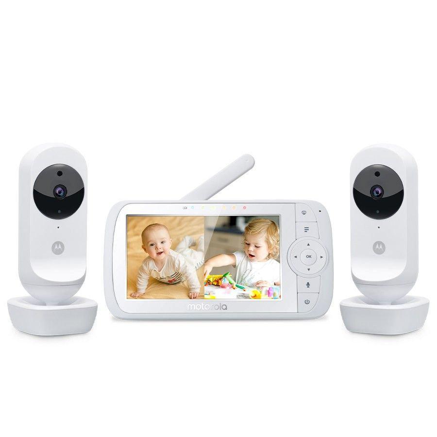 Babyphone caméra moniteur Ease 35 Twin