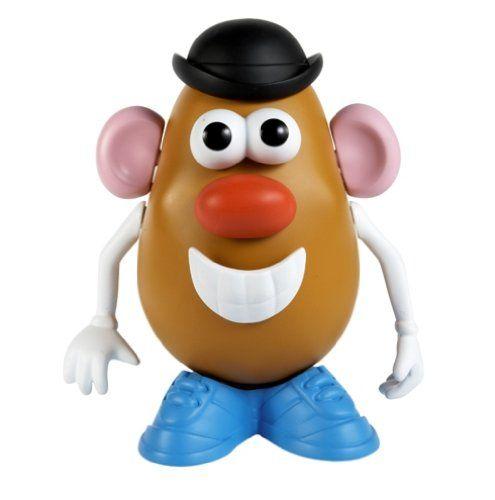 Mr Potato interactif