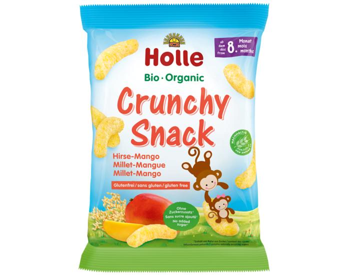 Bio Crunchy Snack Millet-Mangue