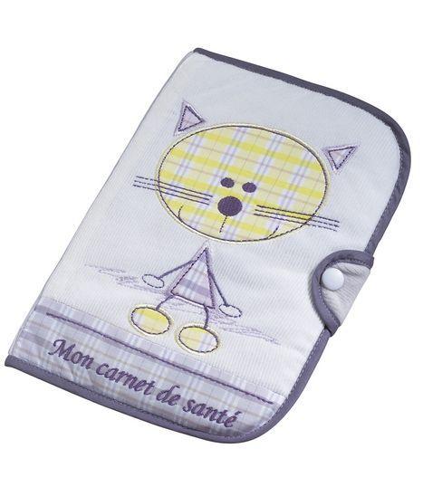 Protège carnet de santé Chic for kids