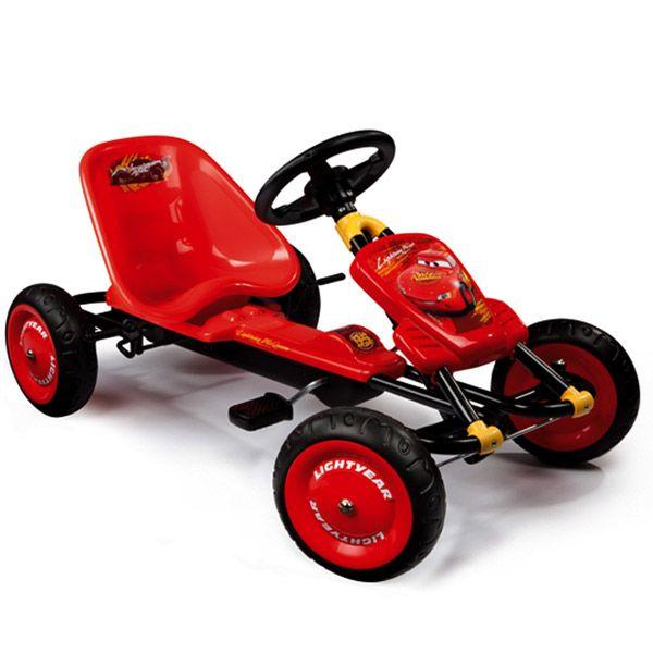 Kart à pédales 'Cars'