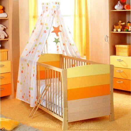 Lit pour bébé - SUNSET - 70 x 140 cm