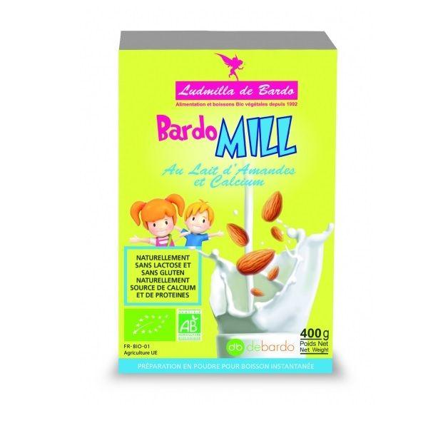 Bardo'Mill lait d'amande bio