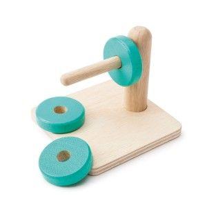 Jeu d'encastrement horizontal Ateliers Montessori