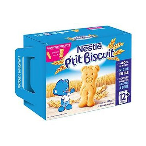 P'tit Biscuit - Biscuits pour bébé NESTLÉ