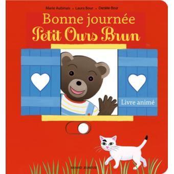 Petit Ours Brun : Bonne journée