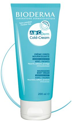 ABCDerm Cold Cream corps