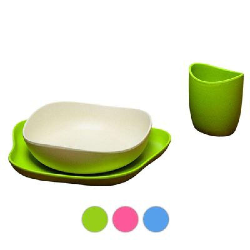 Set repas 3 pièces