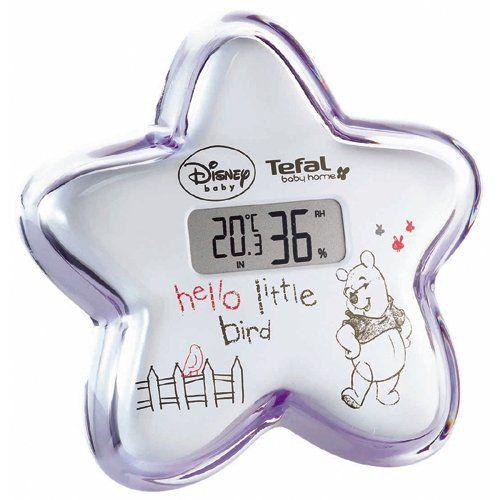 Thermomètre hygromètre Disney Winnie