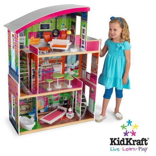 Maison de poupée Designer