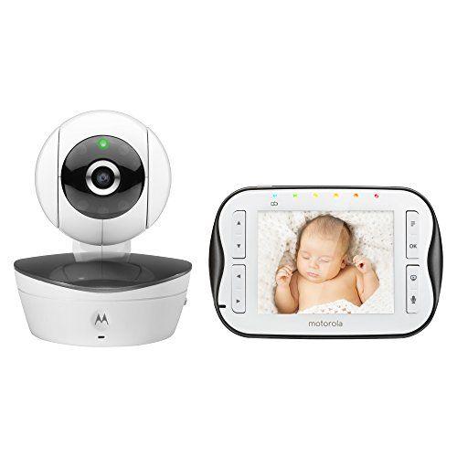 Babyphone Vidéo MBP43S