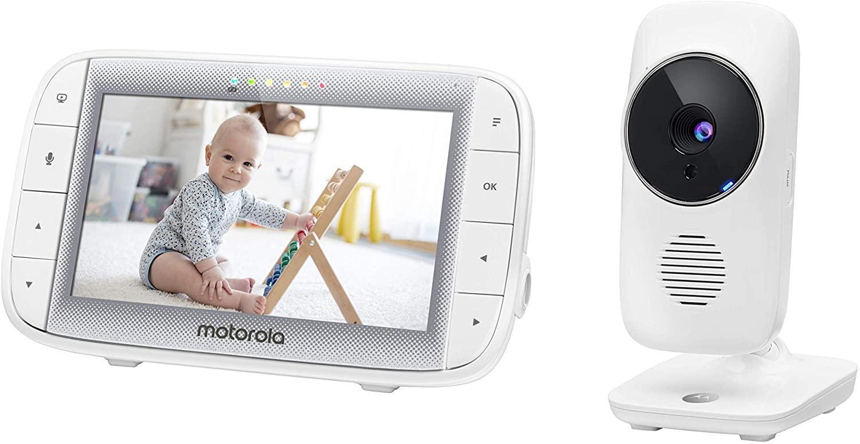 Babyphone avec caméra MBP 485