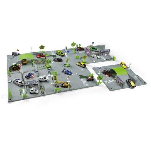 Circuit modulable 3D