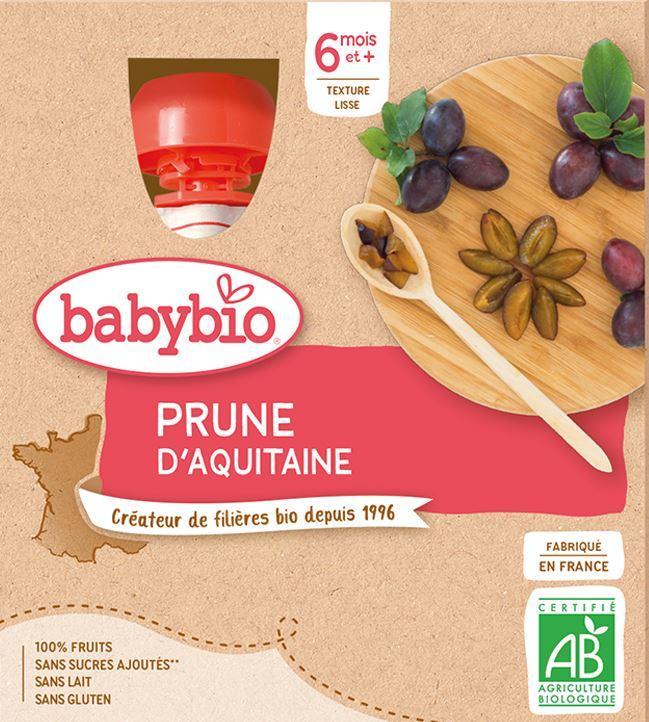 Prune d'Aquitaine