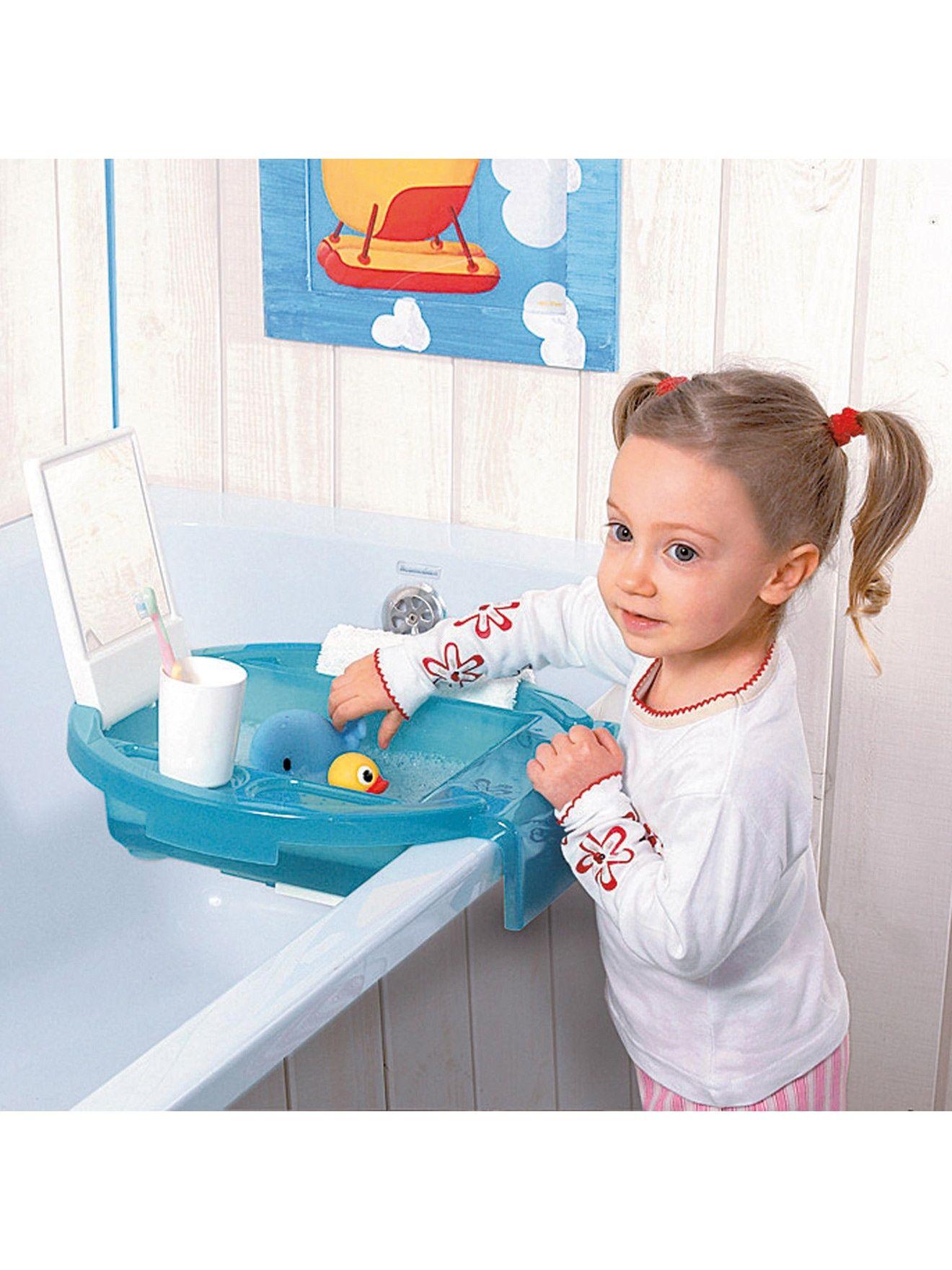 Mini lavabo enfant