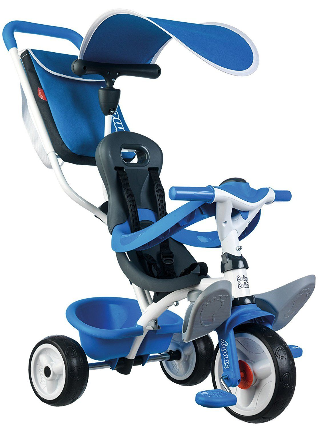 Tricycle Baby Balade 2 SMOBY