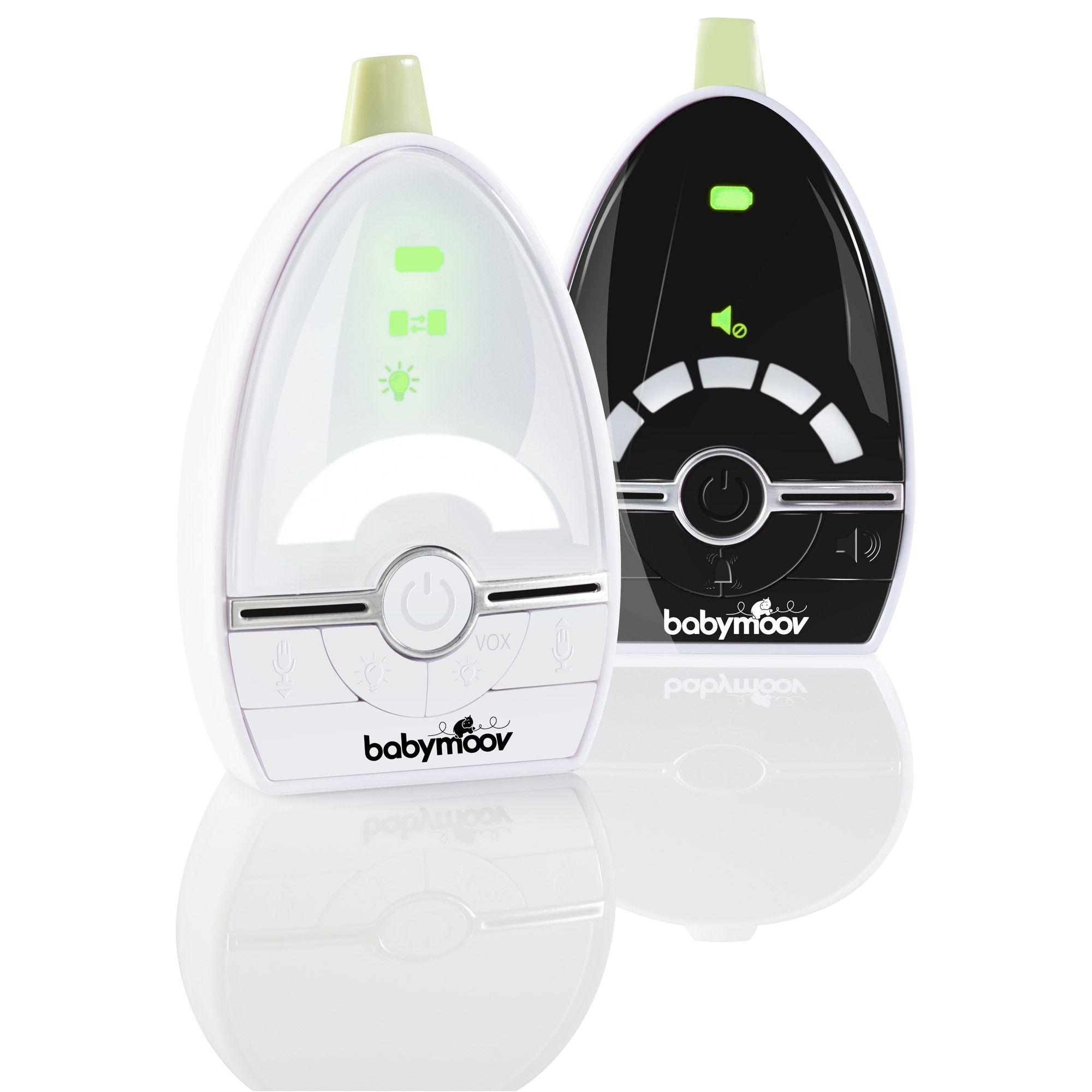 Babyphone Expert Care nouveau modèle BABYMOOV