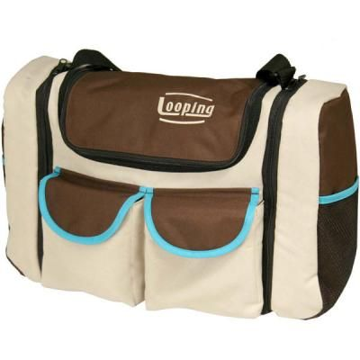 SAC AVEC POCHE ISOTHERME LOOPING