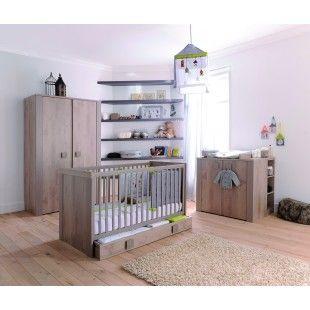 Chambre bébé Timeo
